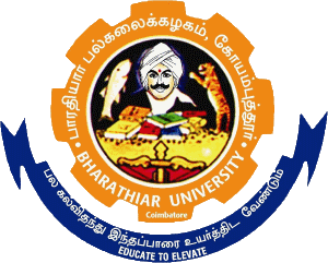 Bharathiar University job