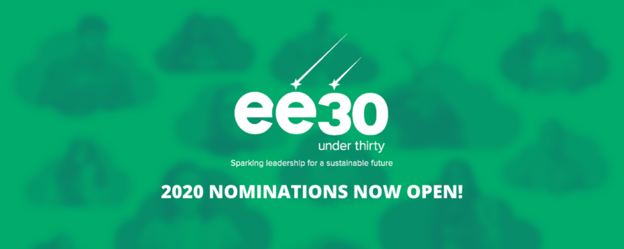 Call for Nomination: EE 30 Under 30-Global Award for Young Leaders in Environment Education 2020 [Fully Funded, Arizona]: Submit by May 8