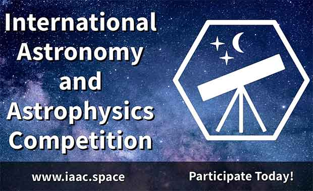 International Astronomy and Astrophysics Competition 2020 for High School & University Students [Prizes Upto Rs. 53k]: Apply by May 15
