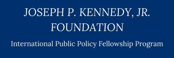 Joseph P. Kennedy Jr. Foundation International Public Policy Fellowship 2020 [Stipend Available]: Apply by May 31