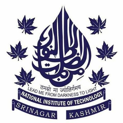 NIT Srinagar call for book chapters