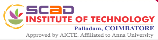 SCAD Institute of Technology, Tamil Nadu conference