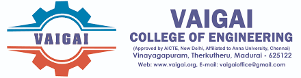 Vaigai College of Engineering conference
