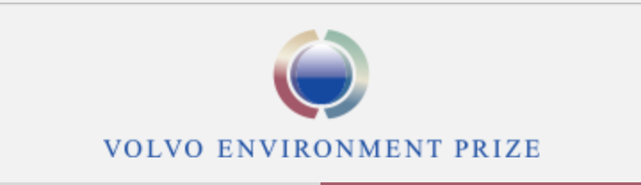 Call for Nomination: Volvo Environment Prize for Environmental Scientists at Stockholm [Prizes Upto Rs. 1 Cr]: Submit by Jan 10, 2021