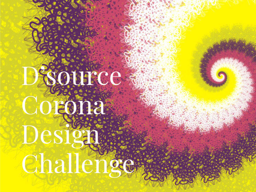 D'source Corona Design Challenge for Students: Submit by May 15