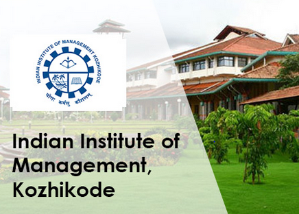 Ph.D. in Management (Practice Track) at IIM Kozhikode: Apply by May 31