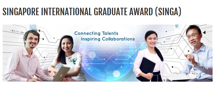 Singapore International Graduate Award by Agency for Science, Technology & Research, Singapore [Monthly Stipend Rs. 4L]: Apply by June 1