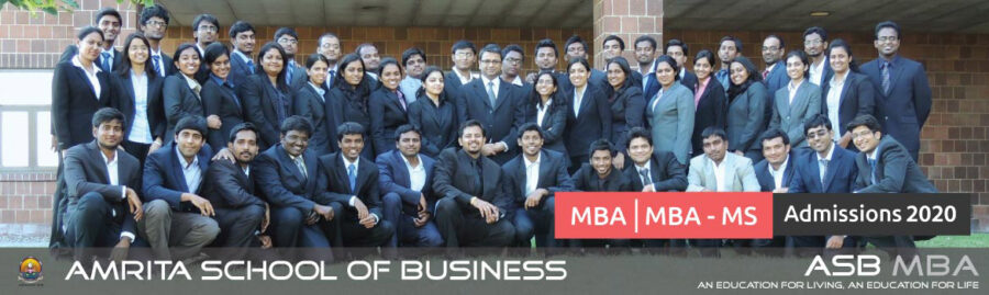 Amrita School of Business Coimbatore job