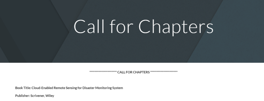 Cloud-Enabled Remote Sensing for Disaster Monitoring System