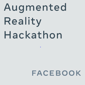Augmented Reality (AR) Hackathon 2020 by Facebook [Win VR Headsets+Cash Prizes]: Apply by June 24
