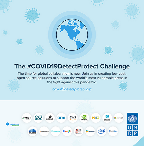 COVID-19 Detect & Protect Challenge 2020 by UNDP [Prizes Upto Rs. 18L]: Apply by June 30