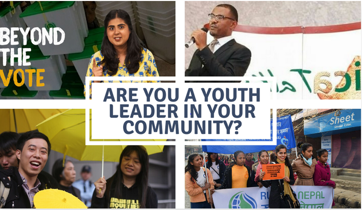 Hurford Youth Fellowship Program 2020 for Youth Leaders by World World Movement for Democracy, USA [Fully-Funded]: Apply by July 1