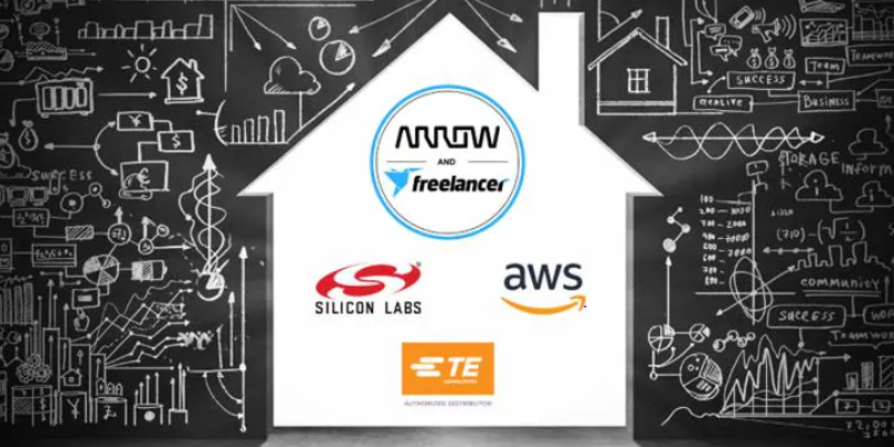 Smart Home Innovation Contest by Arrow Electronics & Amazon Web Services [Win Upto Rs. 4L]: Apply by June 18