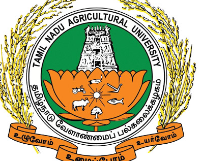 JOB POST: Senior Research Fellow at Tamil Nadu Agricultural University [2 Vacancies]: Walk-in-Interview on May 27