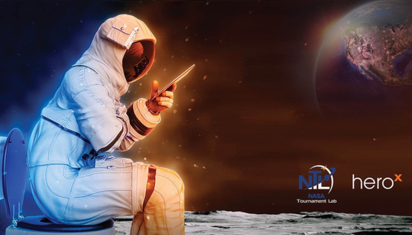 NASA's Lunar Loo Challenge – Technical and Junior Categories [Total Prizes Worth Rs. 26 Lakh]: Submit by Aug 17