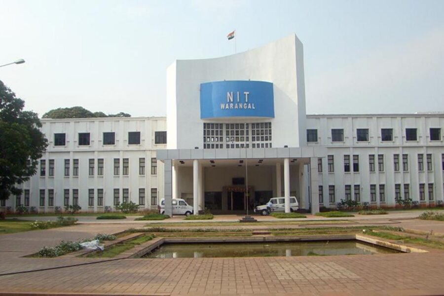 NIT-Warangal research positions recruitment