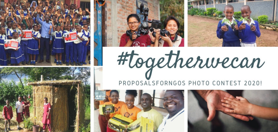 ProposalsforNGOs #togetherwecan Photo Contest 2020 [Win Upto Rs. 7500]: Submit by Jul 15