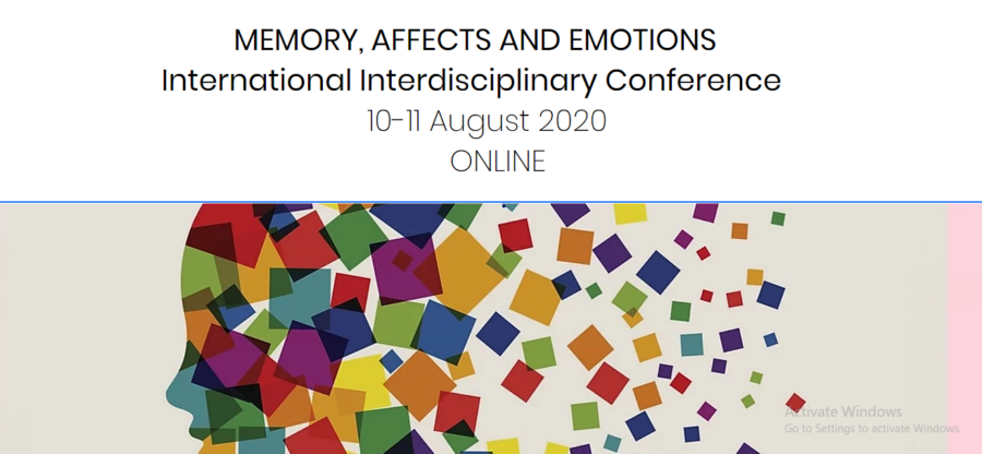 Online conference on Memory Emotions