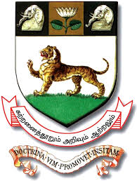 University of Madras Vice Chancellor recruitment