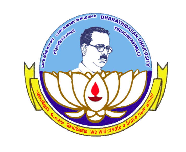 bharathidasan university job