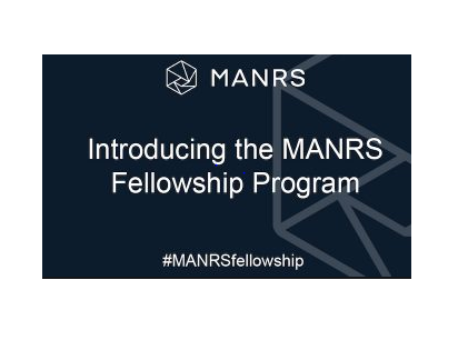 Mutually Agreed Norms for Routing Security (MANRS) Fellowship Program 2020 [Monthly Stipend Upto Rs. 57k]: Apply by June 25