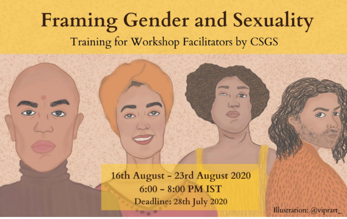 Framing gender and sexuality