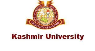 Kashmir university jrf's recruitment 2020