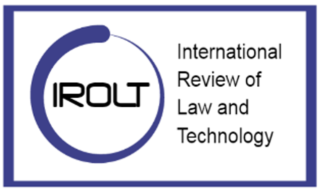 Law Tech Review vol 1 issue 1