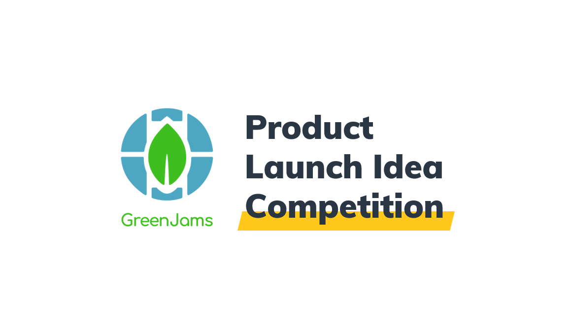 GreenJams Product Launch Idea Competition