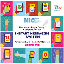 Name and Logo Design Competition for the Instant Messaging System by MyGov