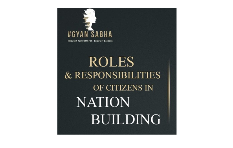 Roles of citizens in nation building