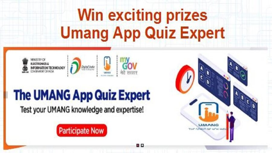 UMANG App Expert Quiz by Ministry of Electronics and Information Technology (MeitY)