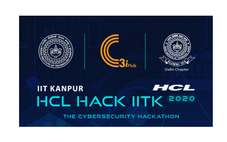 Cyber Security Hackathon 2020 by HCL, IBM & IIT Kanpur [Prizes Worth Rs. 22L]: Apply by July 24