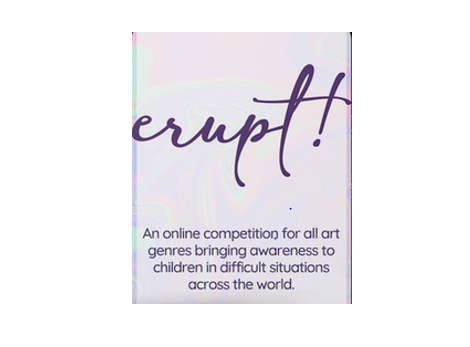 Erupt! 2020 Social Change Art Competition [Prizes Upto Rs. 6L]: Submit by Aug 10