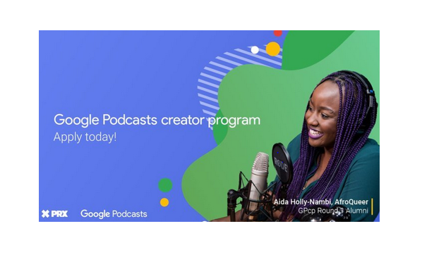 Google Podcasts Creator Program 2020 [Funding Upto Rs. 9L]: Apply by Aug 9