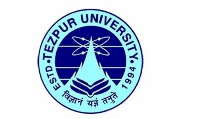 tezpur university recruitment