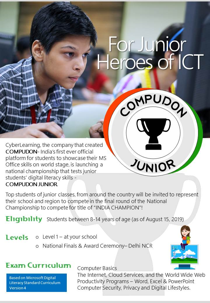 COMPUDON Junior Awards for School Students