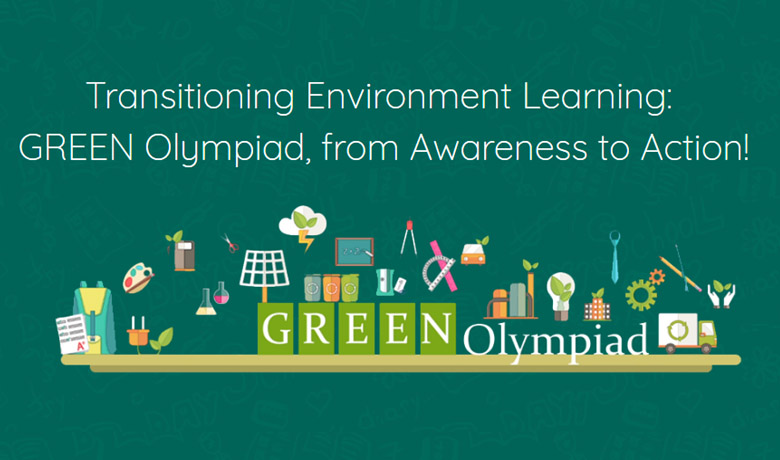 GREEN Olympiad 2020 for School Students by TERI