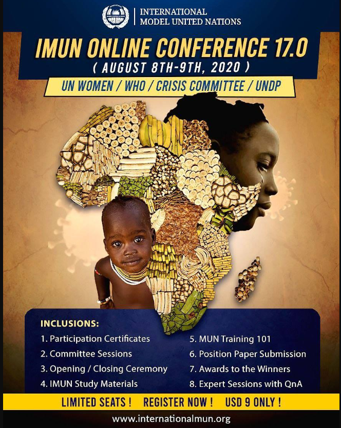 IMUN Online Conference 17.0