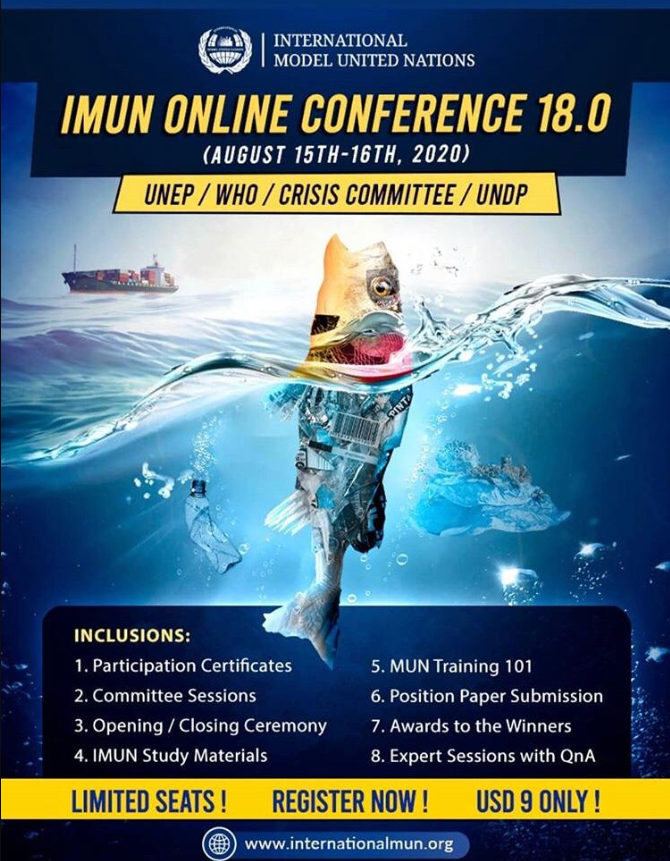 IMUN online conference 18.0