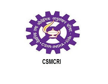 csmcri project associate recruitment recruitment 2020