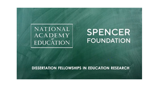 National Academy of Education/ Spencer Dissertation Fellowship in Education Research 2021 [USA]: Apply by Oct 8