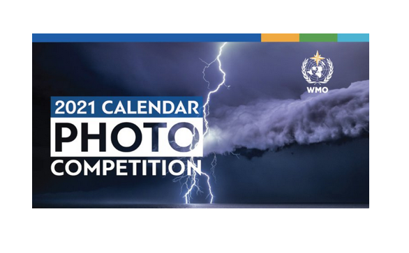 World Meteorological Organization (WMO) Calendar Photo Competition 2021: Apply by Sept 15: Expired