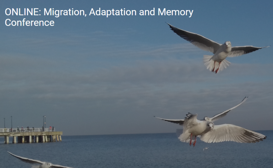 CfP: Online Migration, Adaptation and Memory Conference [Nov 5-6]: Submit by Oct 15