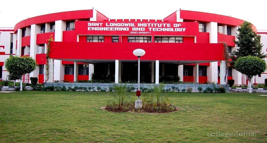 sant longowal institute of engineering & technology JPF