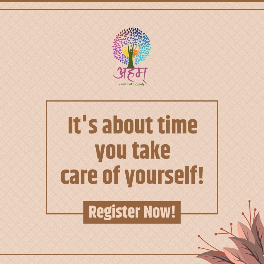 अहम्: Celebrating Self by MoveVent Project [Oct 26-30]: Registration Open