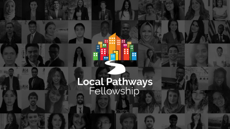 United Nations SDSN Youth Local Pathways Fellowship 2021