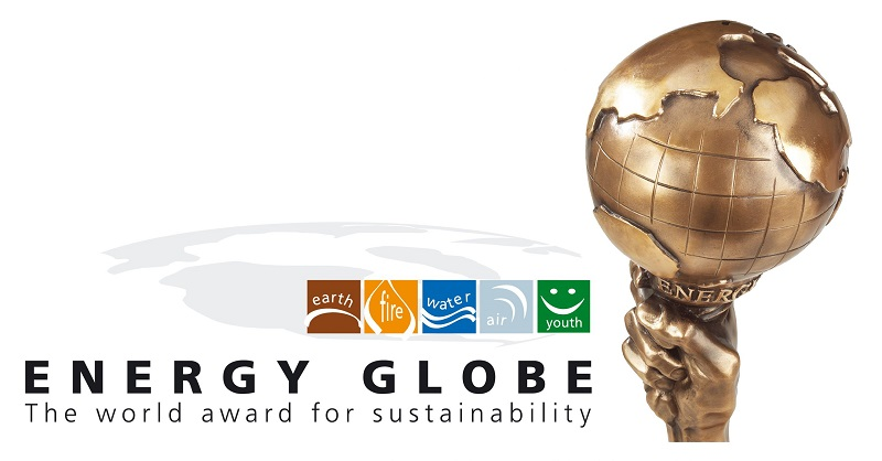 Call for Applications: Energy Globe Awards 2021 [Prizes Worth Rs. 1.7 L]: Submit by Dec 9