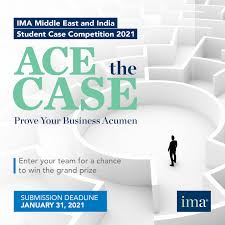 IMA ME/India Student Case Competition 2021 [Exciting Prizes Worth Rs. 66k]: Register by Jan 31
