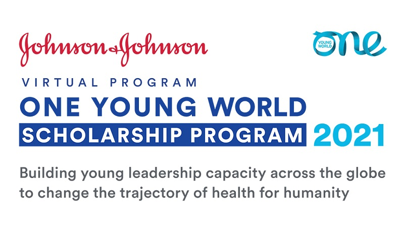 Johnson & Johnson One Young World Virtual Scholarship Program 2021 [12 Scholarships, Access to OYW Summit at Munich]: Apply by Nov 27